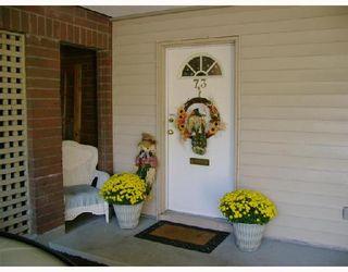"Photo 8: 73 10200 4TH Avenue in Richmond: Steveston North Townhouse for sale in ""MANOAH VILLAGE"" : MLS®# V670074"