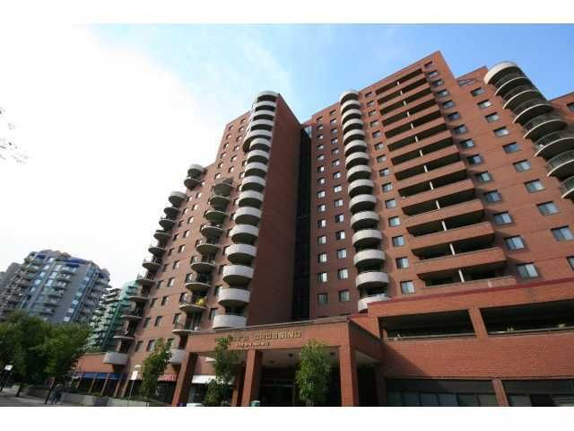 Main Photo: 1210 738 3 Avenue SW in CALGARY: Eau Claire Condo for sale (Calgary)  : MLS®# C3591064
