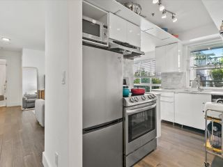 """Photo 2: 202 1617 GRANT Street in Vancouver: Grandview Woodland Condo for sale in """"Evergreen Place"""" (Vancouver East)  : MLS®# R2621057"""