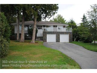 Photo 1: 808 GLENWOOD Drive in Tsawwassen: English Bluff House for sale : MLS®# V850995