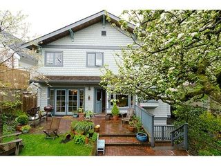 Photo 5: 4338 11TH Ave W in Vancouver West: Point Grey Home for sale ()  : MLS®# V951171