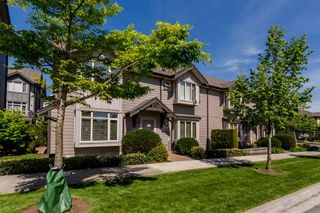 """Photo 1: 27 19219 67 Avenue in Surrey: Clayton Townhouse for sale in """"Balmoral"""" (Cloverdale)  : MLS®# R2059751"""
