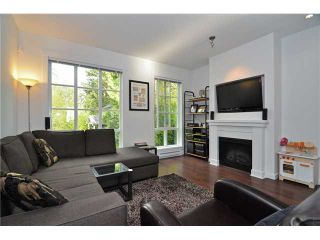 "Photo 4: 31 3459 WILKIE Avenue in Coquitlam: Burke Mountain Townhouse for sale in ""TATTON"" : MLS®# V1063429"