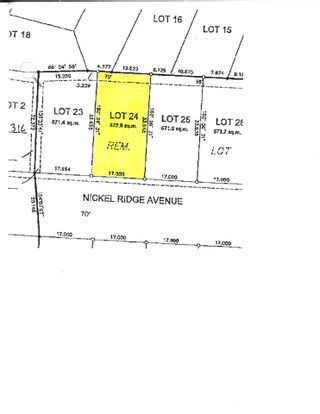Main Photo: LOT 24 NICKEL RIDGE Avenue in Quesnel: Quesnel - Town Land for sale (Quesnel (Zone 28))  : MLS®# R2306451