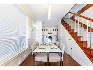Photo 5: 4761 MANOR Street in Vancouver: Collingwood VE 1/2 Duplex for sale (Vancouver East)  : MLS®# V1044378