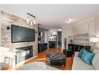 """Photo 11: 205 48 RICHMOND Street in New Westminster: Fraserview NW Condo for sale in """"GATEHOUSE PLACE"""" : MLS®# V1089533"""