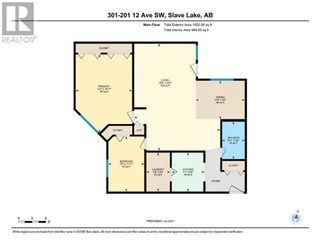 Photo 16: 301, 201 12 Street SW in Slave Lake: Condo for sale : MLS®# A1132711
