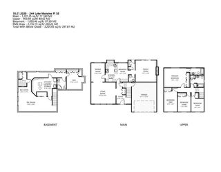 Photo 4: 244 Lake Moraine Place SE in Calgary: Lake Bonavista Detached for sale : MLS®# A1047703
