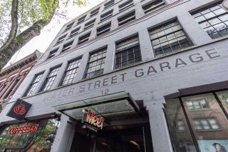 "Photo 1: 308 12 WATER Street in Vancouver: Downtown VW Condo for sale in ""The Garage"" (Vancouver West)  : MLS®# R2479325"