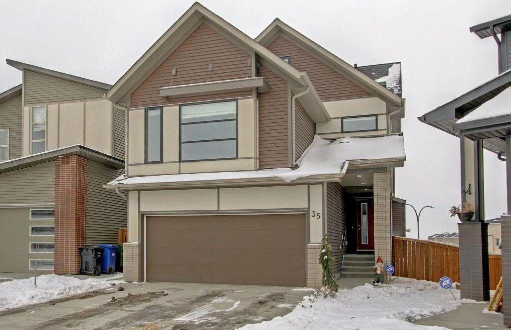 Main Photo: 35 WALDEN Green SE in Calgary: Walden House for sale : MLS®# C4145138