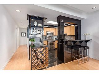 """Photo 9: 1502 1177 PACIFIC Boulevard in Vancouver: Yaletown Condo for sale in """"PACIFIC PLAZA"""" (Vancouver West)  : MLS®# V1122980"""