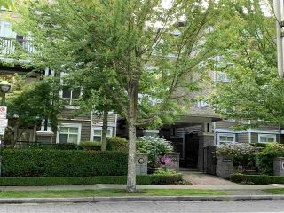 "Photo 1: 222 6279 EAGLES Drive in Vancouver: University VW Condo for sale in ""REFLECTIONS"" (Vancouver West)  : MLS®# R2534246"