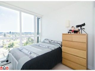 "Photo 8: 1810 10777 UNIVERSITY Drive in Surrey: Whalley Condo for sale in ""CITY POINT"" (North Surrey)  : MLS®# F1216644"