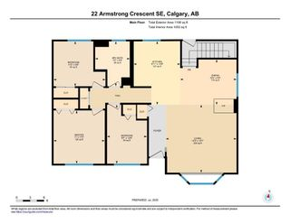 Photo 18: 22 ARMSTRONG Crescent SE in Calgary: Acadia Detached for sale : MLS®# A1015529