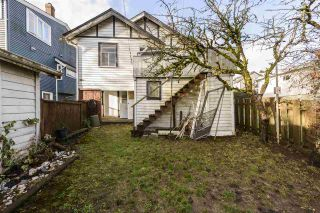 Photo 33: 4338 JAMES Street in Vancouver: Main House for sale (Vancouver East)  : MLS®# R2526853