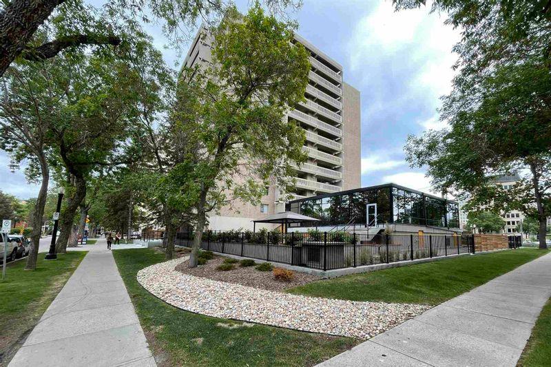 FEATURED LISTING: 1204 - 9809 110 Street Edmonton