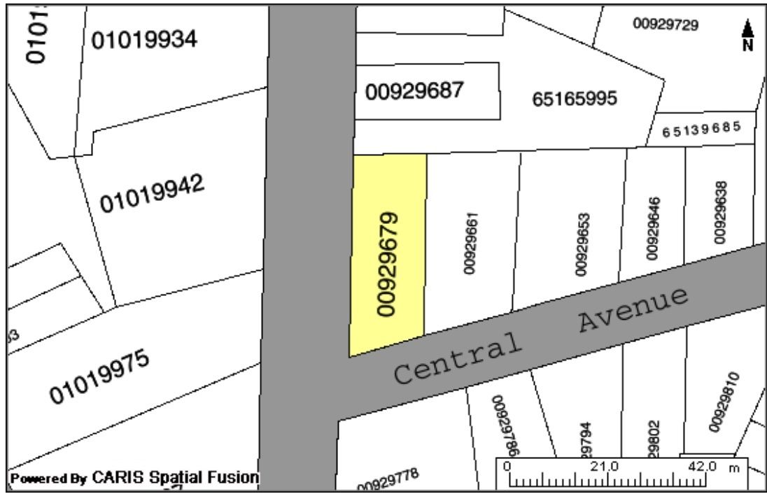 Main Photo: 22 High Street in Trenton: 107-Trenton,Westville,Pictou Vacant Land for sale (Northern Region)  : MLS®# 202100213