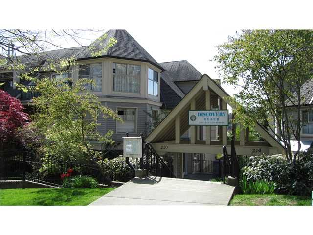 Photo 1: Photos: 507 210 11TH Street in New Westminster: Uptown NW Condo for sale : MLS®# V1003264