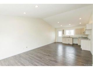 Photo 6: 1021 Burrows Avenue in Winnipeg: North End Single Family Detached for sale (4B)  : MLS®# 1706441