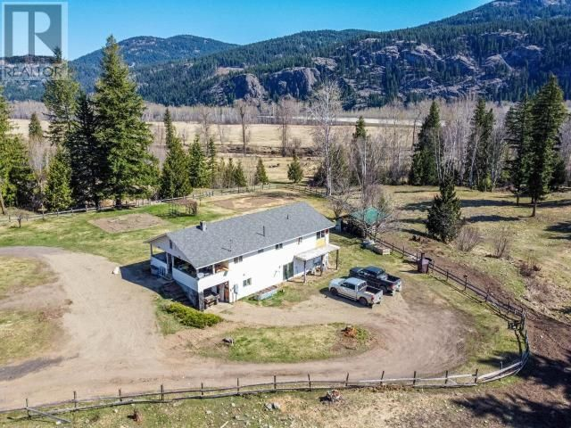 Main Photo: 8960 YELLOWHEAD HIGHWAY in Little Fort: Agriculture for sale : MLS®# 160776