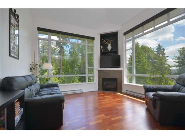 """Main Photo: 401 3625 WINDCREST Drive in North Vancouver: Roche Point Condo for sale in """"WINDSONG PHASE 3"""" : MLS®# V956567"""