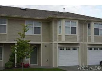 Main Photo: 6 4383 Torquay Dr in VICTORIA: SE Gordon Head Row/Townhouse for sale (Saanich East)  : MLS®# 260055