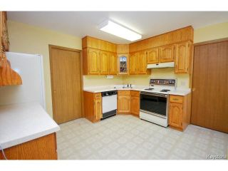 Photo 5: 132 Tu-pelo Avenue in WINNIPEG: East Kildonan Residential for sale (North East Winnipeg)  : MLS®# 1512372