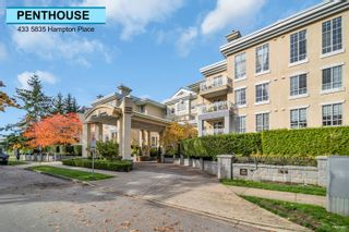 """Main Photo: 433 5835 HAMPTON Place in Vancouver: University VW Condo for sale in """"St. James House"""" (Vancouver West)  : MLS®# R2627401"""