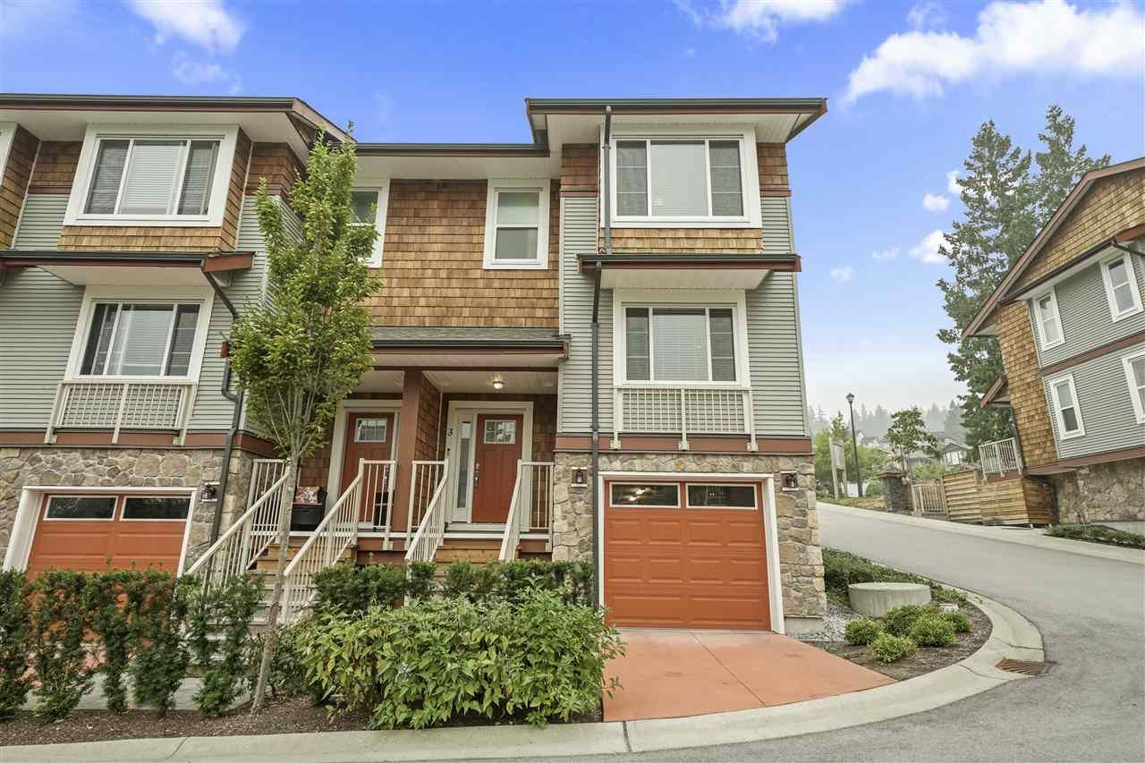 "Main Photo: 3 23651 132 Avenue in Maple Ridge: Silver Valley Townhouse for sale in ""Myron's Muse"" : MLS®# R2498209"