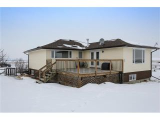 Photo 21: 378052 16 Street W: Rural Foothills M.D. House for sale : MLS®# C4042671
