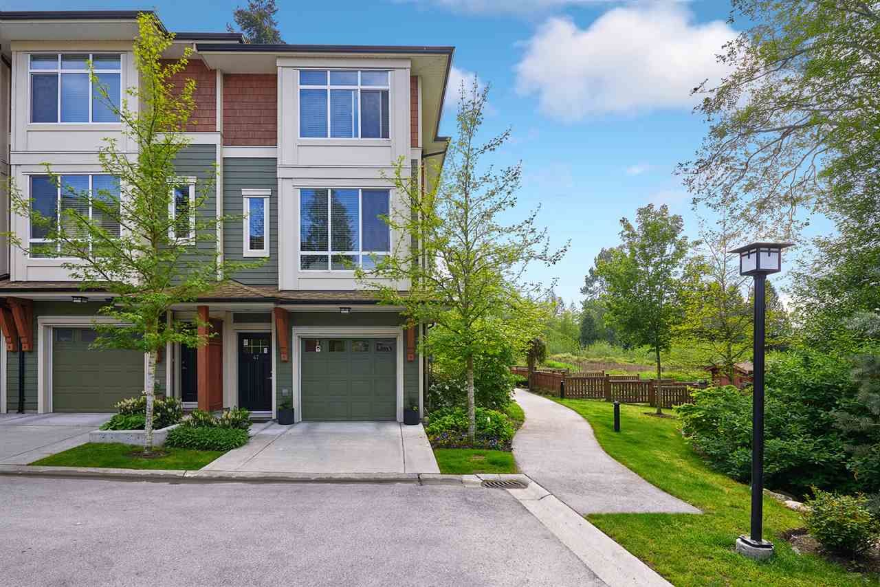 "Main Photo: 47 2929 156 Street in Surrey: Grandview Surrey Townhouse for sale in ""TOCCATA"" (South Surrey White Rock)  : MLS®# R2169835"