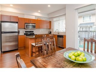 """Photo 12: 10 7088 191 Street in Surrey: Clayton Townhouse for sale in """"Montana"""" (Cloverdale)  : MLS®# R2500322"""