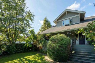 "Photo 1: 481 W 17TH Avenue in Vancouver: Cambie House for sale in ""Cambie Area"" (Vancouver West)  : MLS®# R2482701"