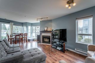 """Photo 3: 204 20277 53 Avenue in Langley: Langley City Condo for sale in """"The Metro II"""" : MLS®# R2347214"""