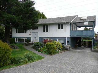 """Photo 1: 1022 53A Street in Tsawwassen: Tsawwassen Central House for sale in """"TSAWWASSEN HEIGHTS"""" : MLS®# V823103"""