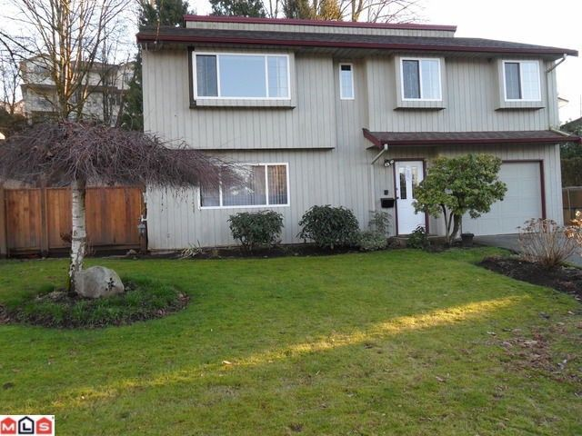 "Main Photo: 34424 IMMEL Street in Abbotsford: Abbotsford East House for sale in ""Old Clayburn"" : MLS®# F1207381"