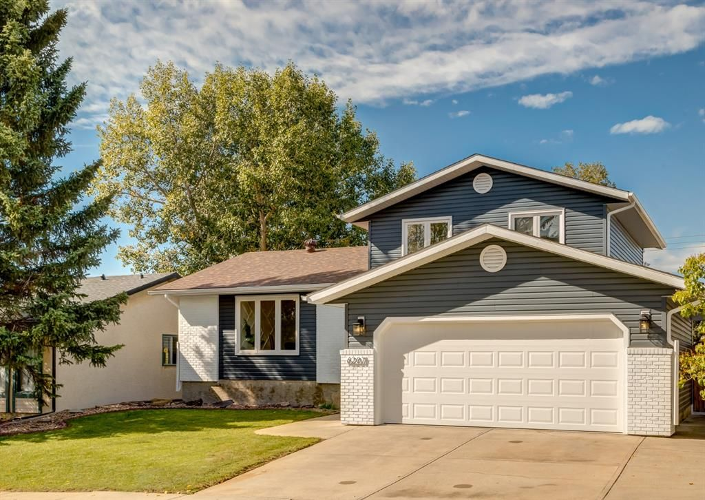 Main Photo: 6207 84 Street NW in Calgary: Silver Springs Detached for sale : MLS®# A1147522