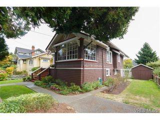 Photo 2: 1057 Monterey Ave in VICTORIA: OB South Oak Bay House for sale (Oak Bay)  : MLS®# 682923