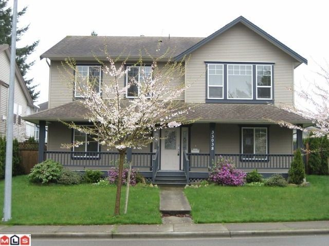 Main Photo: 33038 Cherry Avenue in Mission: House for sale : MLS®# f1210957