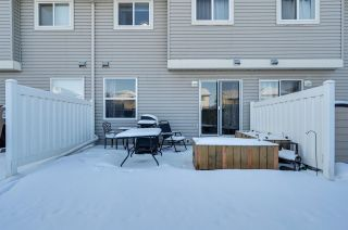 Photo 38: 11 230 EDWARDS Drive in Edmonton: Zone 53 Townhouse for sale : MLS®# E4226878