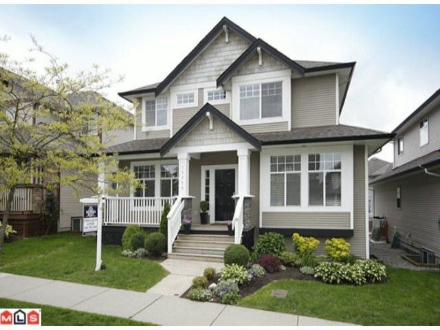 Main Photo: 18958 70TH Avenue in Surrey: Clayton House for sale (Cloverdale)  : MLS®# F1014255