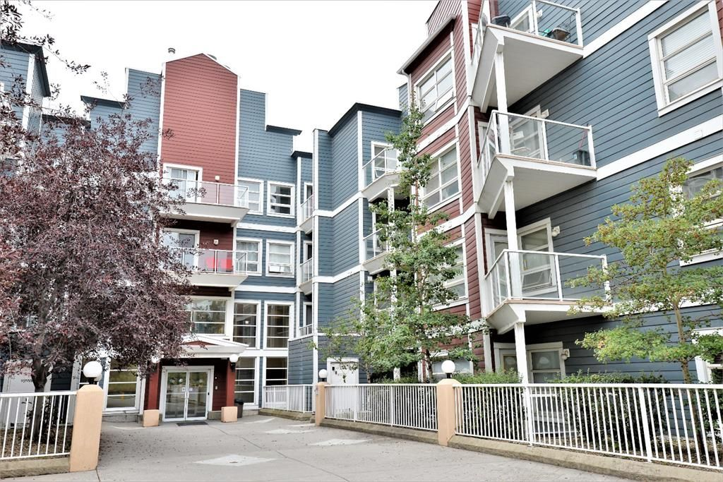 Main Photo: 109 333 Riverfront Avenue SE in Calgary: Downtown East Village Apartment for sale : MLS®# A1065671