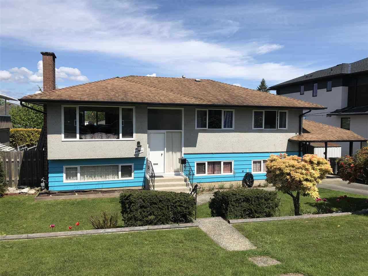 Main Photo: 14721 111A Avenue in Surrey: Bolivar Heights House for sale (North Surrey)  : MLS®# R2453893