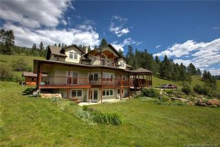 Photo 1: 49 Albers Road, in Lumby: Agriculture for sale : MLS®# 10218572
