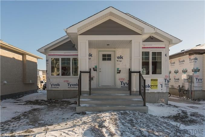 Main Photo: 63 Philip Lee DR in Winnipeg: House for sale : MLS®# 1800946