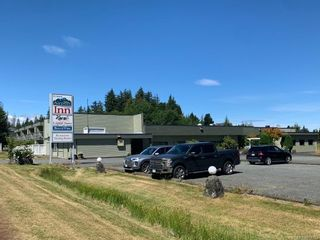 Main Photo: 4030 & 4050 Byng Rd in : NI Port Hardy Business for sale (North Island)  : MLS®# 886723