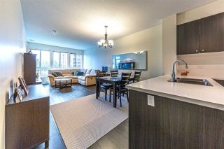 "Photo 1: 404 1135 WINDSOR Mews in Coquitlam: New Horizons Condo for sale in ""Bradley House at Windsor Gate"" : MLS®# R2237566"