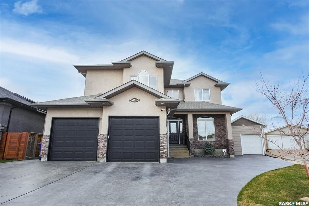 Main Photo: 526 Willowgrove Bay in Saskatoon: Willowgrove Residential for sale : MLS®# SK858657