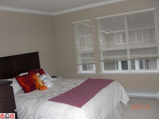 Photo 7: 5 8778 159TH Street in Surrey: Fleetwood Tynehead Townhouse for sale : MLS®# F1201106