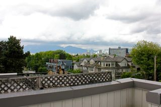 Photo 22: 1709 MAPLE Street in Vancouver: Kitsilano Townhouse for sale (Vancouver West)  : MLS®# V1066186